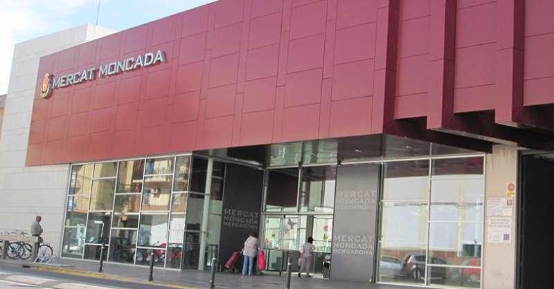 Mercado de Moncada. EPDA