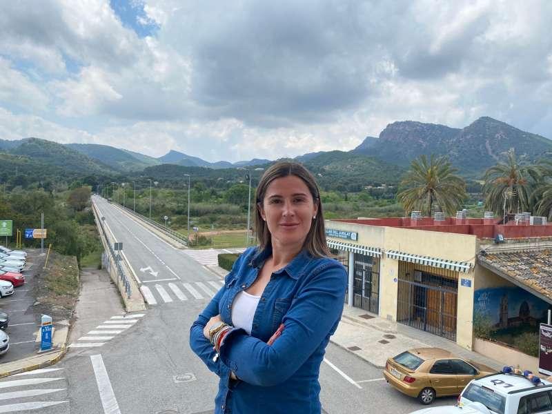 Maite Pérez, alcaldesa de Albalat dels Tarongers. / EPDA