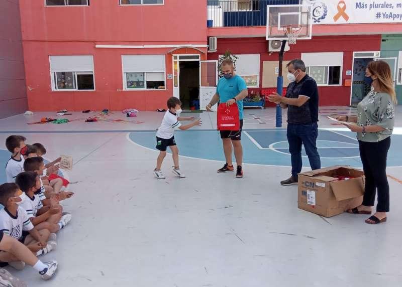 Escuelas deportivas/EPDA