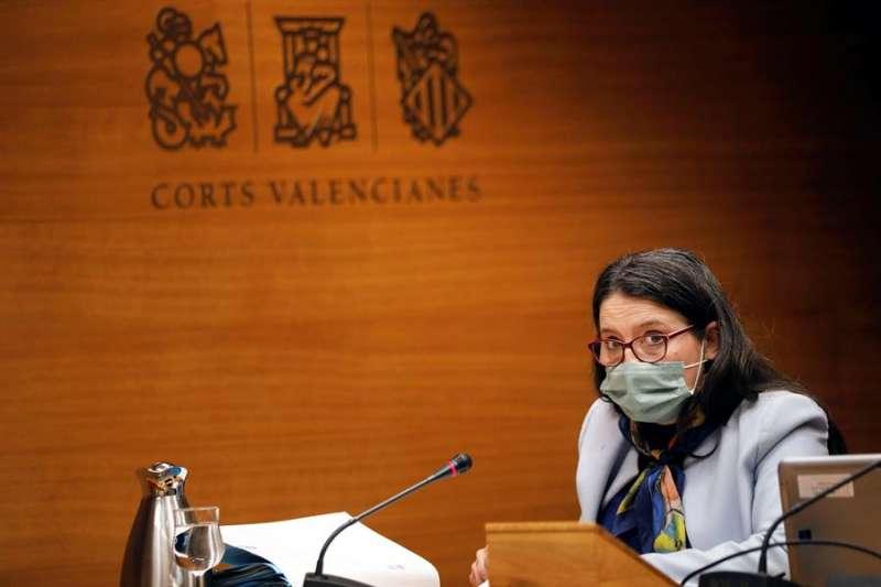 La vicepresidenta del Consell y consellera de Igualdad y Políticas Inclusivas, Mónica Oltra. EFE