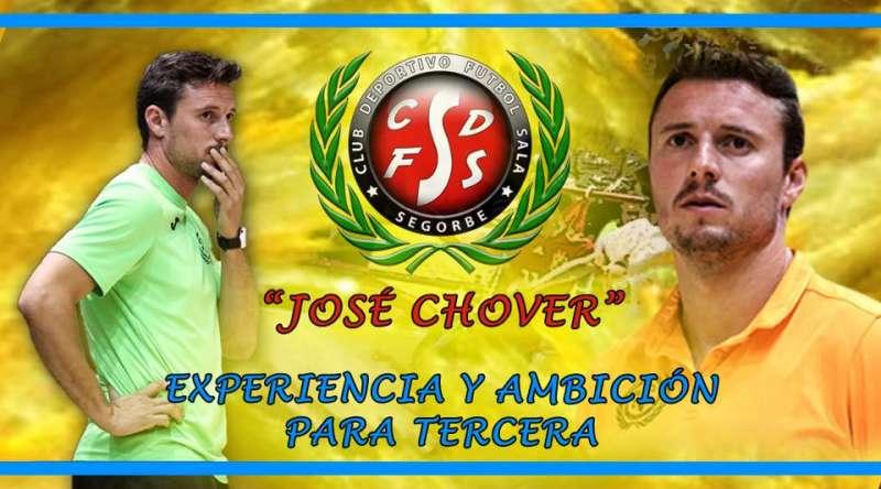 José Chover se encergará de la preparación física del club