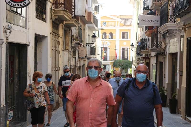 Las mascarillas esenciales para evitar contagios
