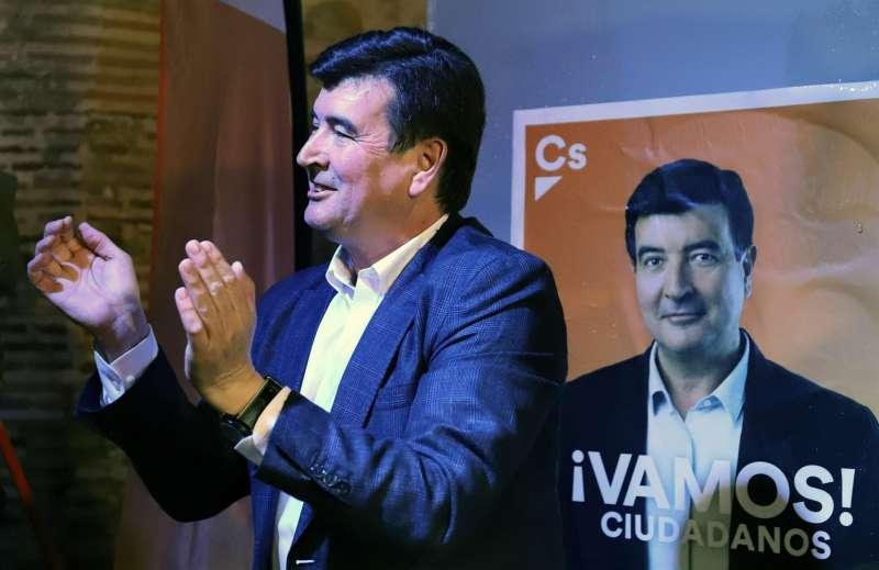 El concejal de Ciudadanos en València.