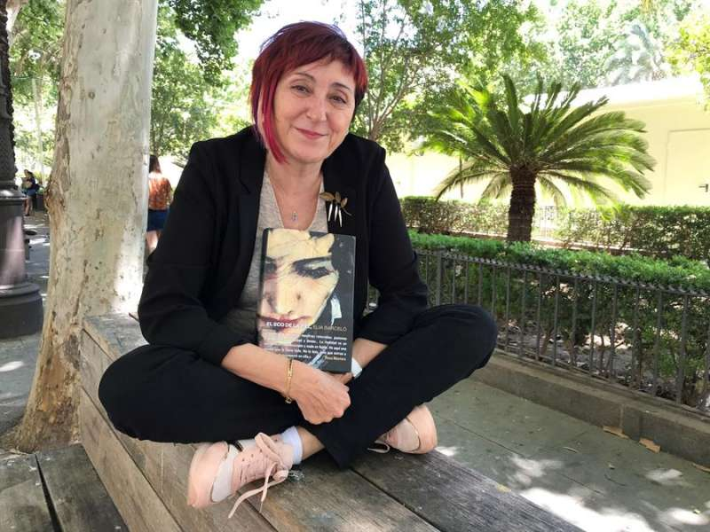 La escritora alicantina Elia Barceló. EFE/Archivo