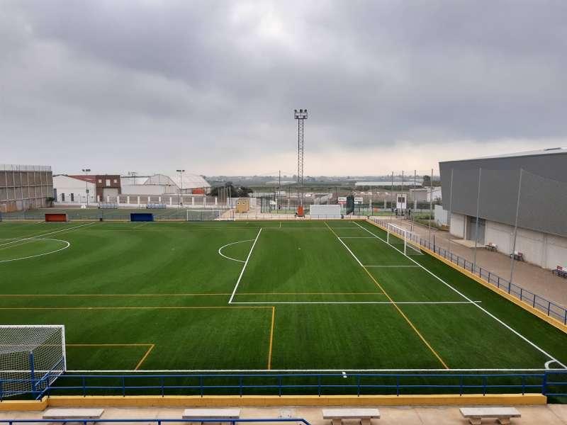 Canvi Gespa Futbol. EPDA