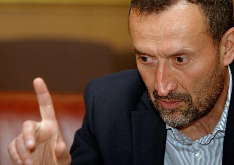 El alcalde de Elche, Carlos González.