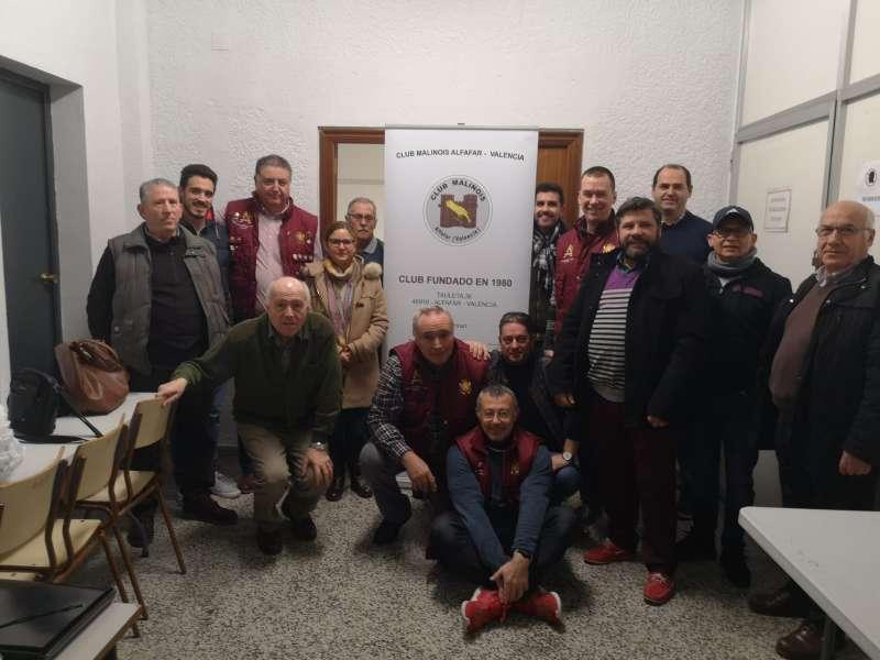 Club Malinois de Alfafar. EPDA