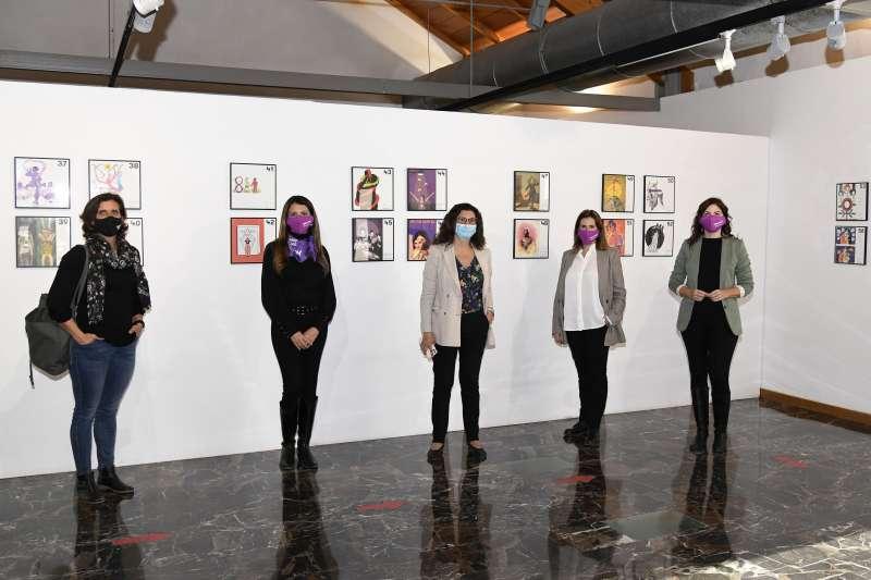 Exposició en El Museu de la Rajoleria