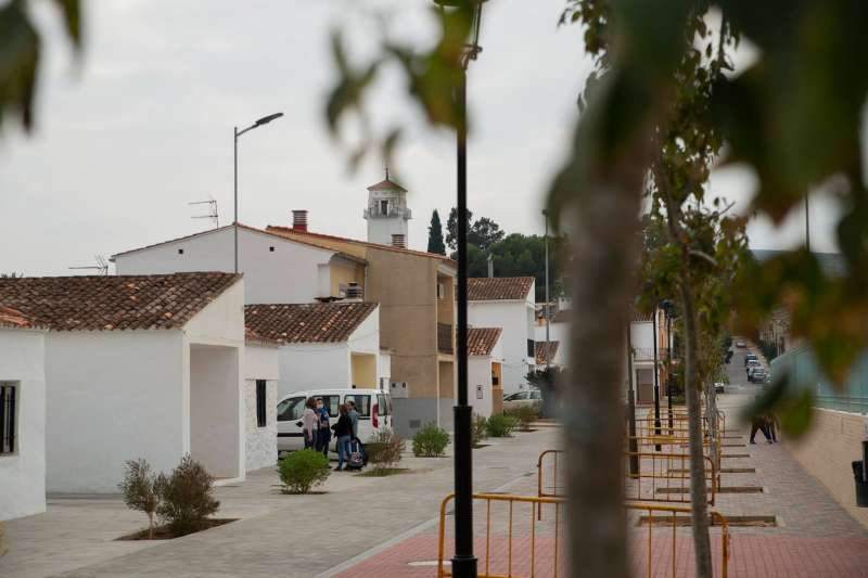 Municipio de Tous. EPDA.