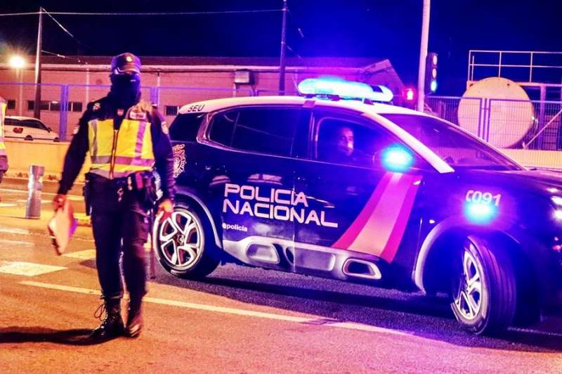Imagen de archivo de la Polic�a Nacional. EFE