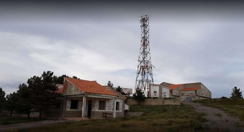 Antigua base militar