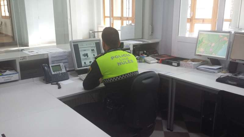 Policia Local de Nules / EPDA
