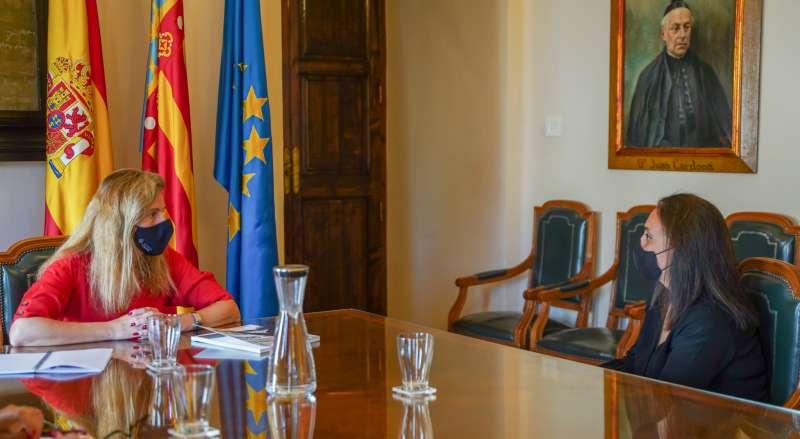 Amparo Marco i María José Sansimón/EPDA