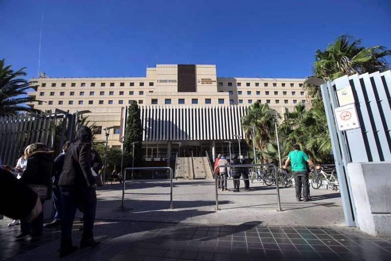 Imagen de archivo del hospital público doctor Peset de Valencia. EFE/Archivo