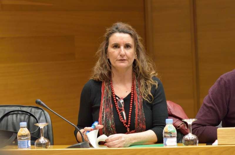 Mercedes Caballero. EPDA