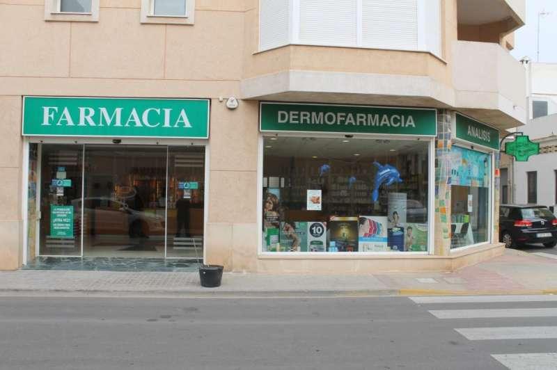 Farmacia de Bonrepòs i Mirambell. EPDA