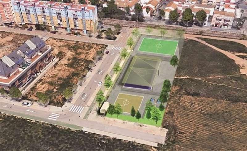Parc Jove de Picanya. EPDA