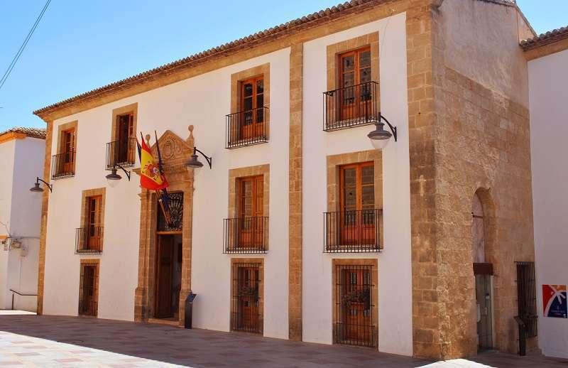 Ayuntamiento de Xàbia./ EPDA