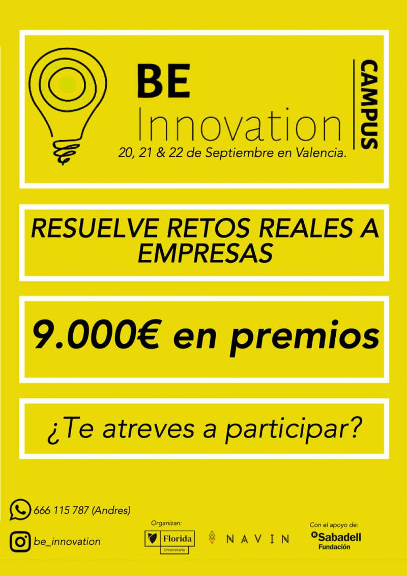 Cartel Be Innovation. EPDA