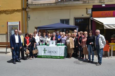 Integrantes de las mesas petitorias junto a representantes de la corporación municipal. Foto: EPDA.