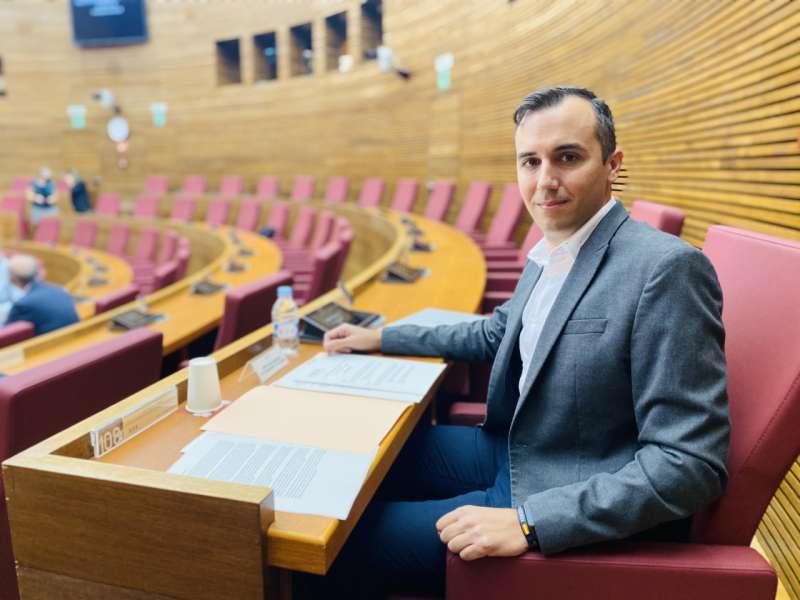 Miguel Pascual, diputado de Vox
