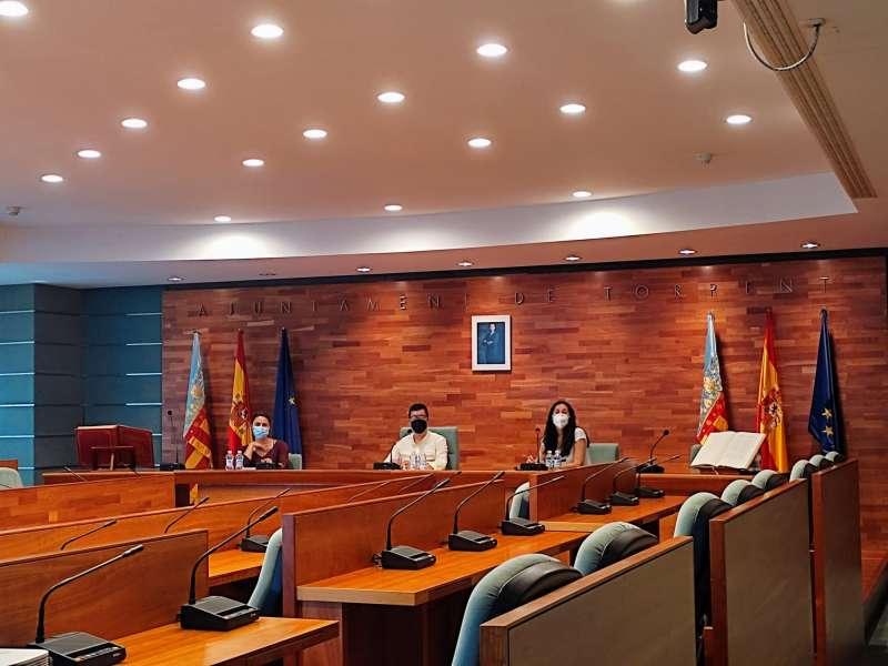 Comisión del Plan municipal de atención a personas en situación de discapacidad y diversidad funcional.