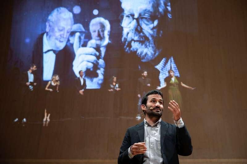 El conseller de Cultura, Vicent Marzà, presenta el Plan estratégico cultural 2021-2023