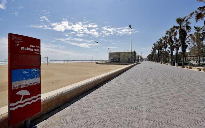 Playa de la Comunitat.
