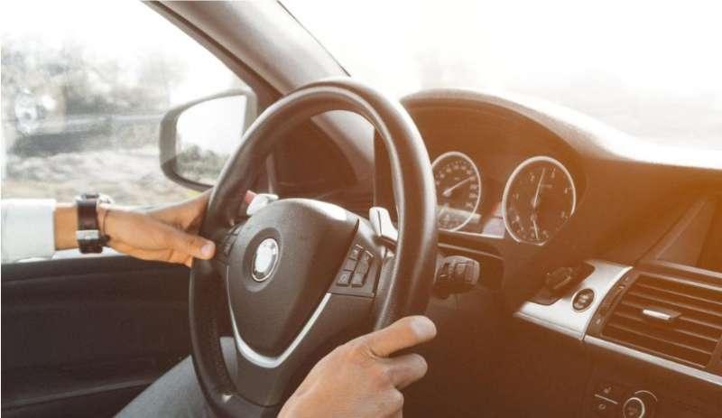 Interior de un vehículo. EPDA.
