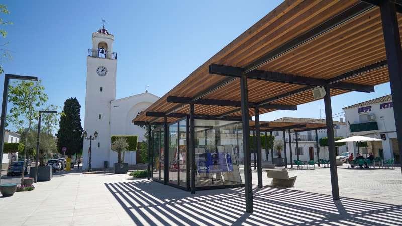 San Antonio de Benagéber. EPDA