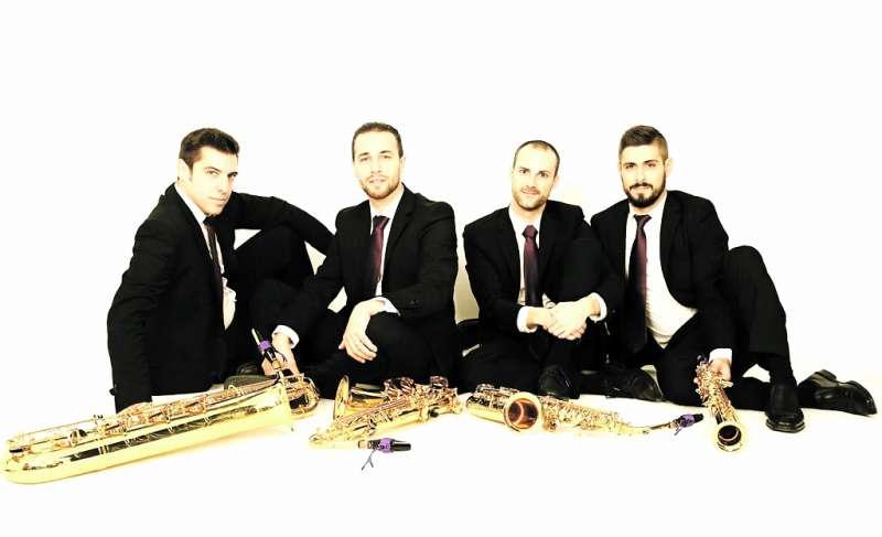 El quartet Púrpura Pansa actuarà a Foios. / EPDA
