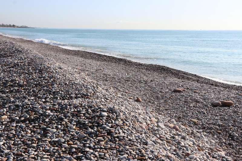 Playa de Almardà.