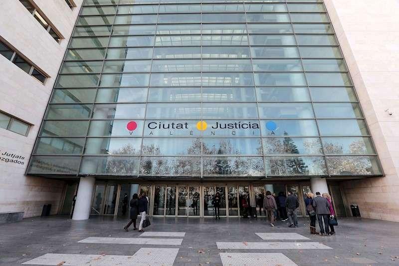 Ciudad de la Justicia. Archivo/EFE