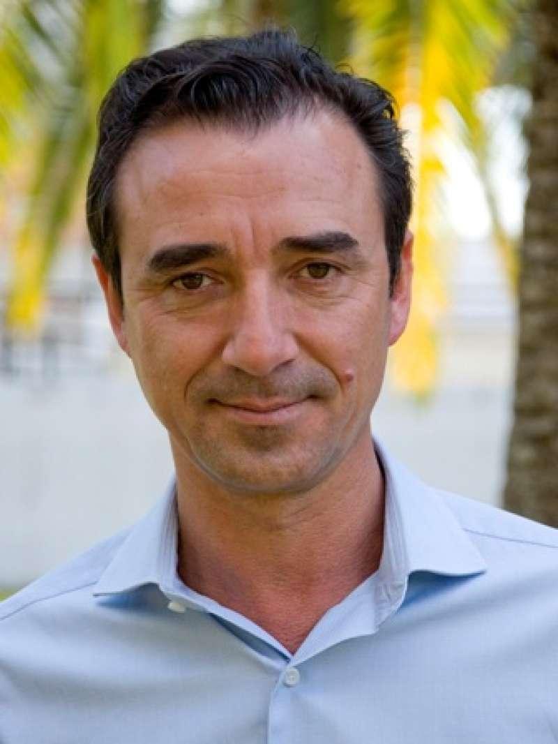 El alcalde de Riba-roja, Robert Raga. EPDA