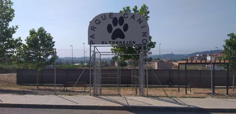 Parque canino del Torrejón
