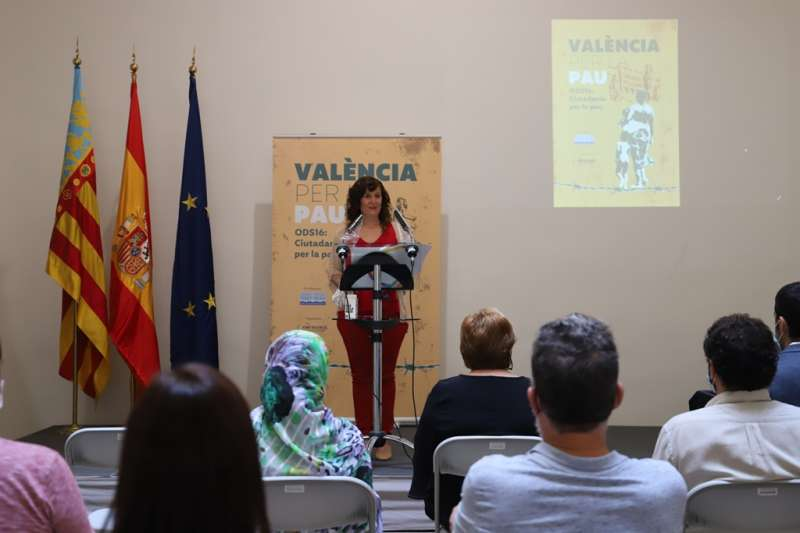 La Diputació celebra el Día de la Paz con la presentación del proyecto