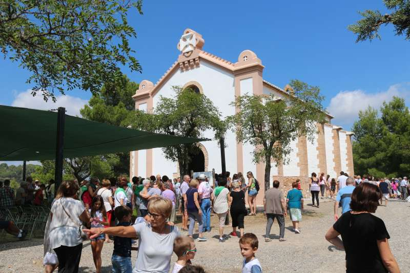 Romería ala Esperanza, festividad del 1 de septiembre