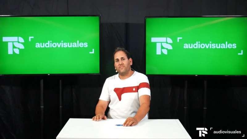 Miguel A. Torrejón de TS Audiovisuales