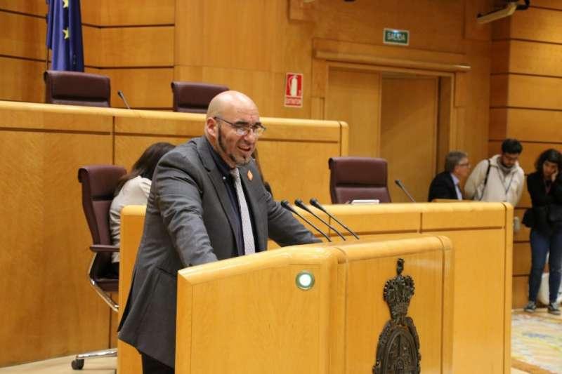 El senador Jordi Navarrete. FOTO COMPROMIS.NET