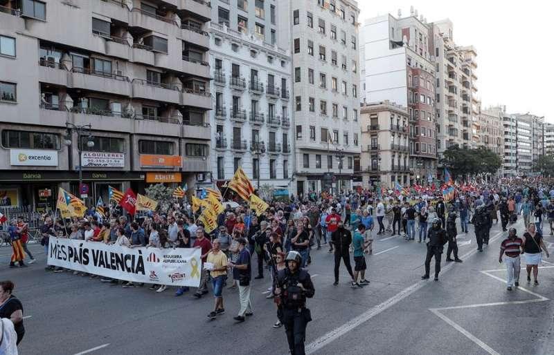 Imagen de archivo de una manifestación/EPDA