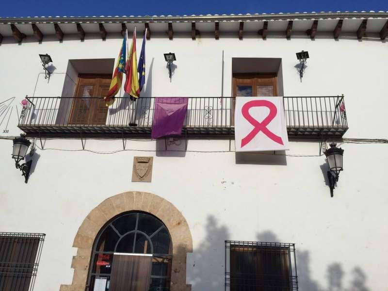 Ayuntamiento contra el machismo. EPDA