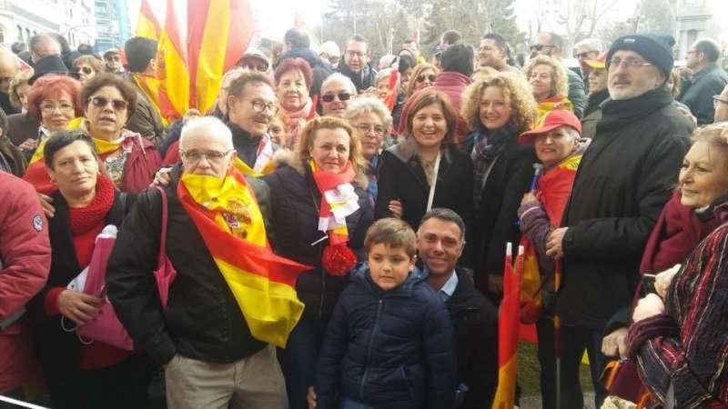 Folgado: ?la unidad de España no se negocia, no queremos ver a Torrent ni a España humillada por el gobierno de Sánchez?
