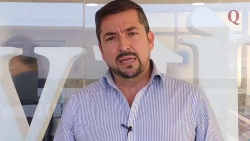 Pere Valenciano, director de El periódico de Aquí