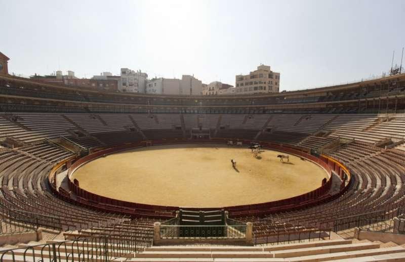 Imagen de la plaza de toros de València. // Visit València.