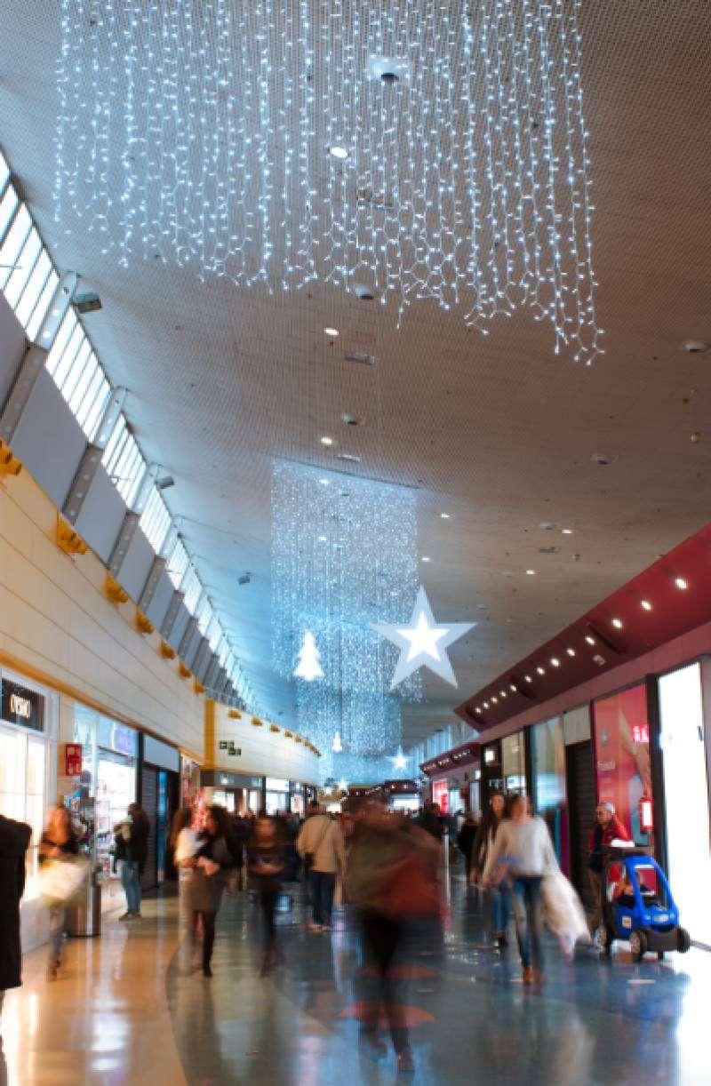Centro Comercial El Saler. FOTO ARCHIVO