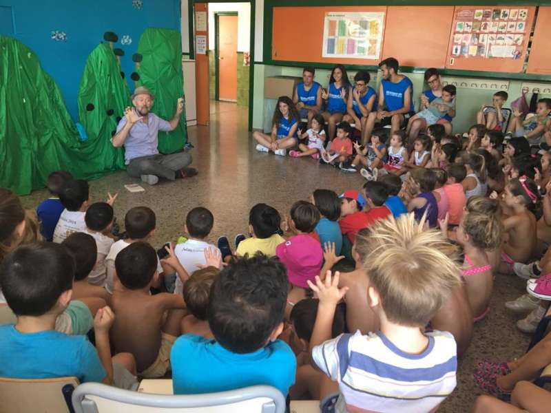 Escola D´Estiu Meliana. EPDA