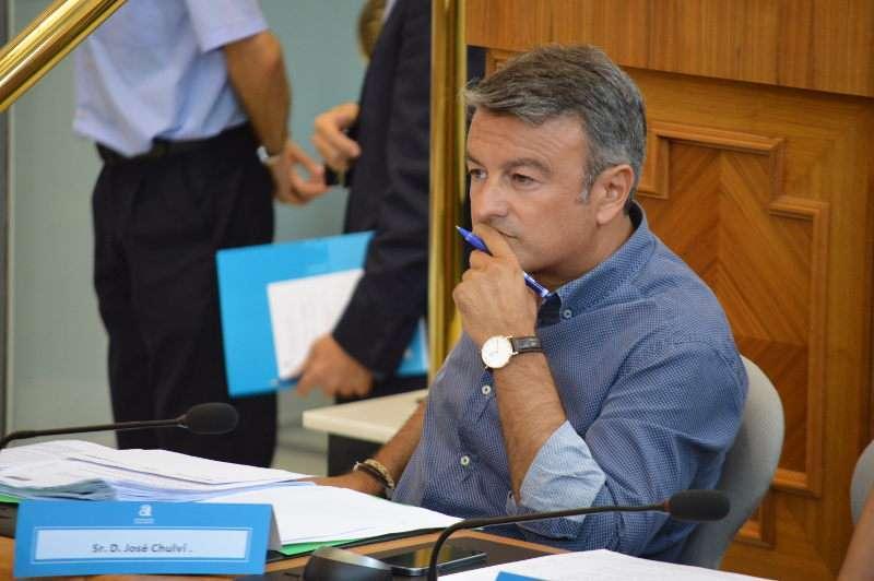 José Chulvi. Foto archivo / EPDA