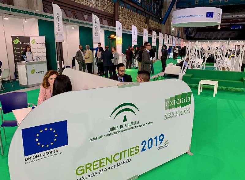 Edición de Greencities