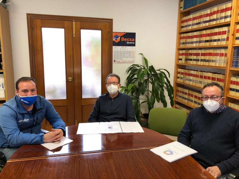 Reunión en Alcalà-Alcossebre