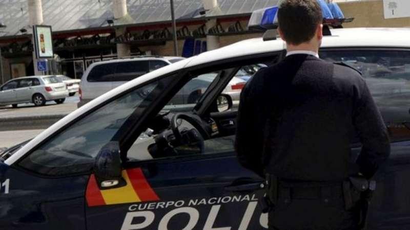 Policía Nacional de Xátiva / Archivo EPDA